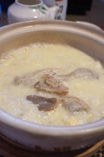 ワインに弁当にエリンギタルタル、秋鮭の燻製ナッツソース、ひじり茸雑炊、鮎塩焼き
