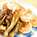 大人気☆海老と舞茸のバター醤油ソテー