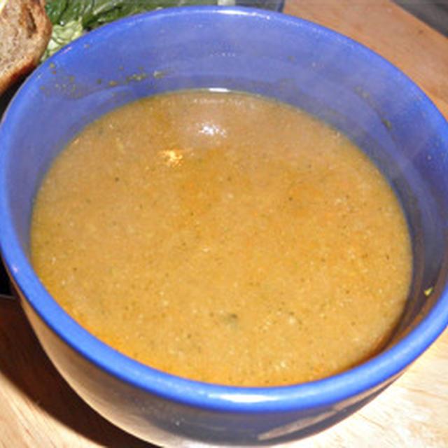 Cuisinart のハンドブレンダー で トロ~リ野菜スープ