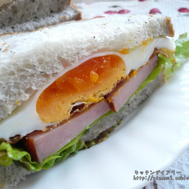 色々サンドイッチ♪