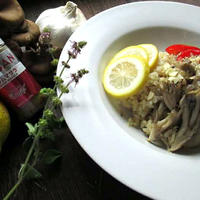 GABAN・ガラムマサラを使い炊飯器で美味しいピラフ