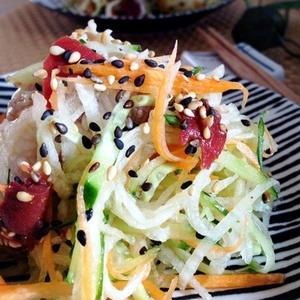 今年の夏は「梅干しサラダ」で酷暑を乗り切る!