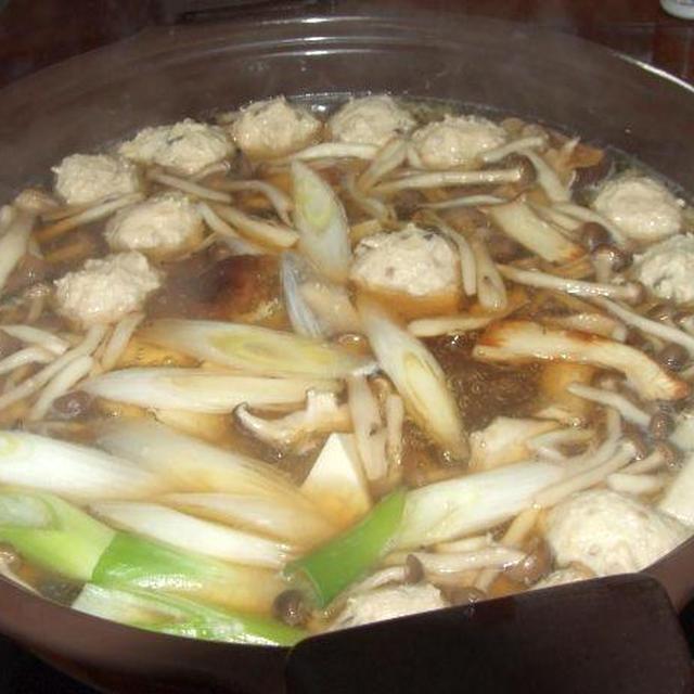 美味しい工夫できのこ鍋