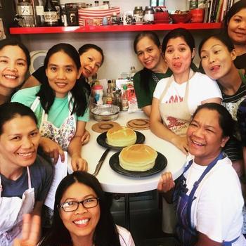 MAR 2021 Helper Cooking Class