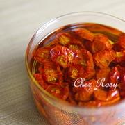 自家製なら安くて美味しい♪「ドライトマト」の作り方とアレンジレシピ