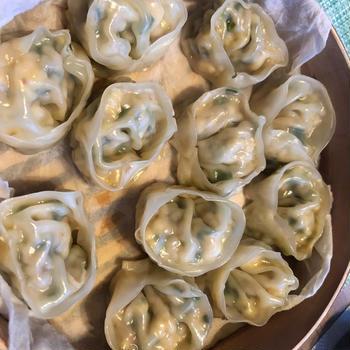 韓国餃子マンドゥ〜クム家の餃子