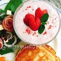 イチゴとクリームチーズのデザートスープ by Misuzuさん