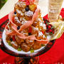 ホットケーキミックスHMで簡単お菓子♪フカフカ大きなクロカンブッシュ♡クリスマスに