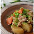 電気圧力鍋【GEDA40】ほっこり♪鶏と大根の煮物