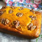 アニスの甘い香りでチョッピリヘルシー♪パンプキンケーキ