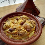 夏でも鍋!モロッコ風タジン鍋