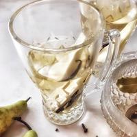 白ワインのグロッグ☆北欧のホットワイン