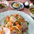 お祝いの食卓に、彩り鮮やかちらし寿司を♪