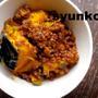 かぼちゃ、いんげん、長いも、アボガド、夏の簡単な野菜料理3つ。