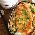 【お弁当】麺つゆで簡単♪ガッツリなカツ丼と味噌ミルクスープ弁当