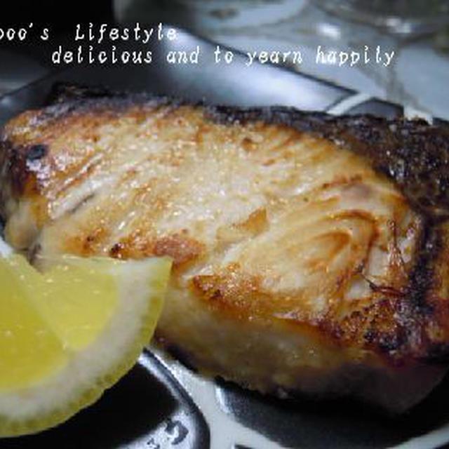塩麹ぶり焼き和御膳&真鯖味噌煮和御膳☆フラフープダイエット