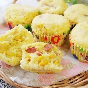 手作りおやつや朝食に!おかず系蒸しパン5選