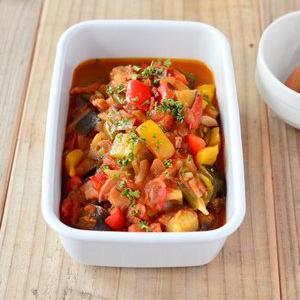 色々使いまわそう!万能常備菜「ラタトゥイユ」の作り方とアレンジ集