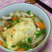 サバの味噌煮缶で簡単!おしゃれ!漁師風さば味噌スープ