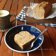 理想の紅茶パウンドケーキ。〜粉砂糖で作る絹の口溶けパウンド〜