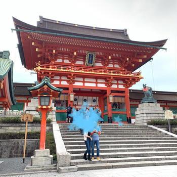 ひとり旅❤︎京都1日目・伏見稲荷大社・稲荷山