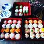 ひな祭りに♪手鞠寿司♪春が来た!