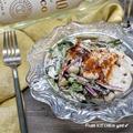 デリ風サラダと、ありがとうファームhidaさん