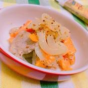 5分料理☆ヒレ肉のマスタード煮