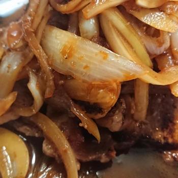 玉葱を山ほど食べるための豚生姜焼き