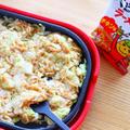 【動画】もち明太チーズベビースターラーメンもんじゃの作り方レシピ by 和田 良美さん