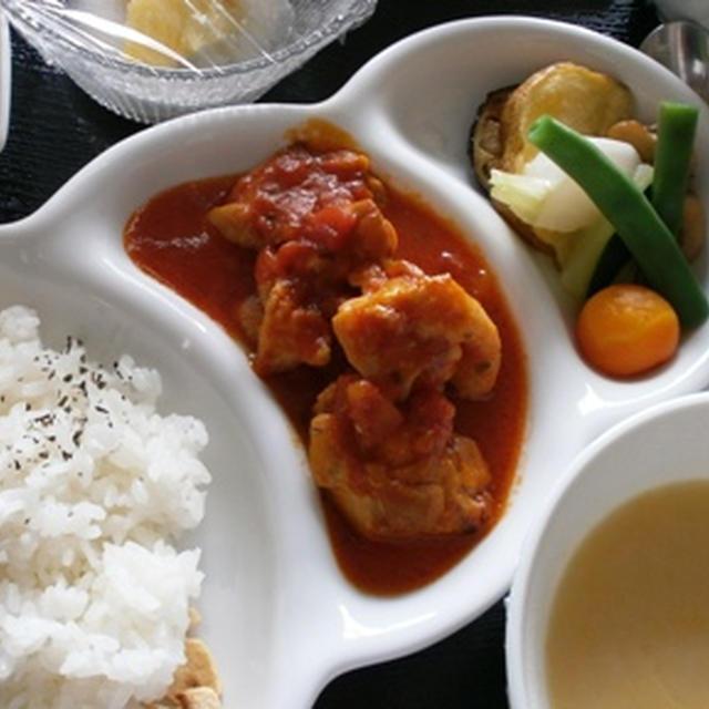 ■チキンカチャトーラ 【レシピ】