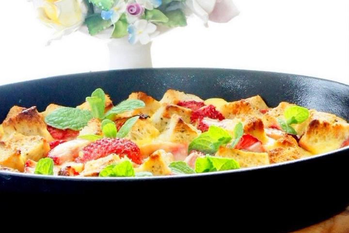 ひと手間かけて楽しみ倍増♡メイン料理からスイーツまで「食パン」アレンジレシピの画像5