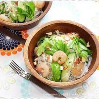 簡単■クミン香るヤムウンセン(タイ風春雨サラダ)■お料理教室・人気レシピ♪(・ω・*)