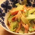 魚肉ソーセージのスイートチリマヨ炒め
