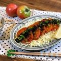 【レシピ】さっぱりトマトもガッツリおかず♡トマトの韓国風ステーキ♪ と お盆休み3日目日記。