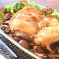 クミン鶏のバター醤油スープステーキは激ウマと言わせて(糖質2.2g) by ねこやましゅんさん