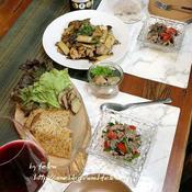 ◆低温調理の鶏レバーでおうちごはん♪~ゆるやか糖質制限中♪