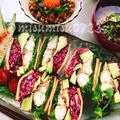 トルコの鯖サンドの低糖質版!高野豆腐の鯖サンド(動画有) by Misuzuさん
