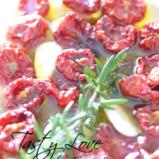 コラム掲載『あま~い手作りドライトマト』