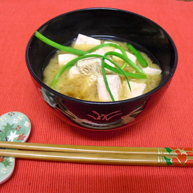 絹ごし豆腐で湯葉風凍り豆腐