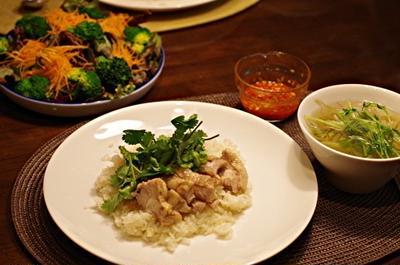 海南鶏飯の画像 p1_3