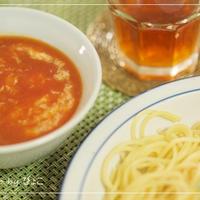 つけスパゲッティ☆トマトソースを簡単アレンジ