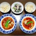 【家ごはん】 ロールキャベツと筍ご飯✿