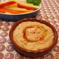 中東と和の融合ディップ!大豆のフムス(レシピ付)。