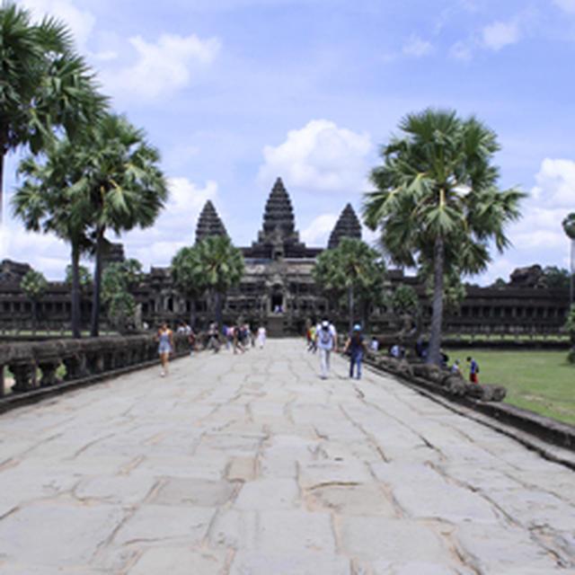 ゲートに荷物忘れ&カンボジアのイミグレでまさかの?★えびチャーハン人気検索トップ10入り