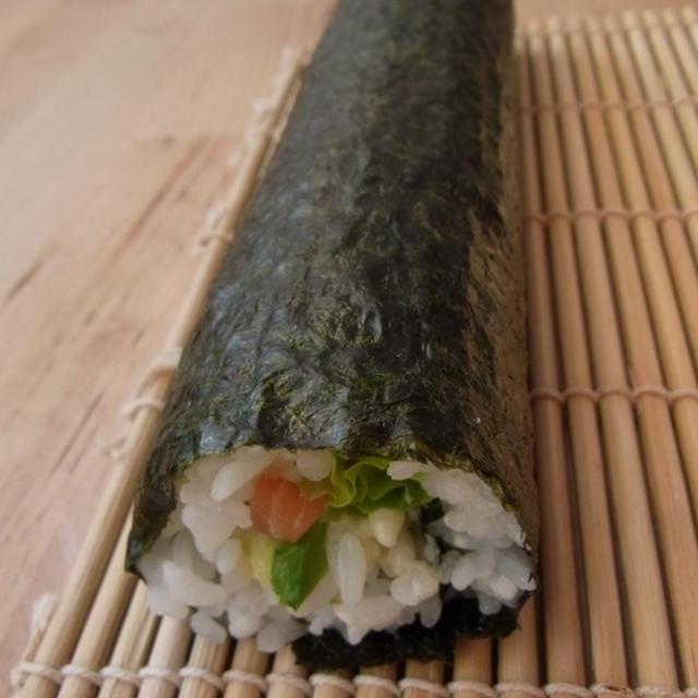 塩麹ごはんで巻き寿司 ☆ Pescheria Gallina