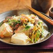 寒くなってきたらコレ!豆腐と水菜で作るあったかレシピまとめ