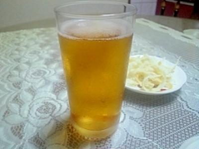 苦みなし♪甘い味と香りの♪メープル・ビール♪