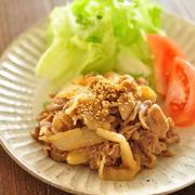 ≪レシピ≫豚の生姜味噌煮と、久々パニ子母さん