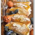 """Happy Halloween★かぼちゃdeボストック2種♪&・・・""""お初""""でちょっとウルウル♪♪ by naonao♪さん"""